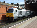 Wrexham and Shropshire 67012 Marylebone TT1.jpg