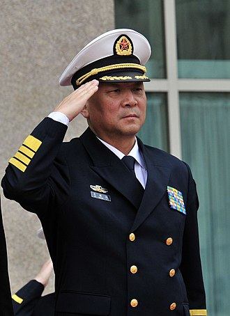 Commander of the People's Liberation Army Navy - Image: Wu Shengli