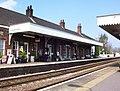 Wymondham railway station - geograph.org.uk - 17080.jpg