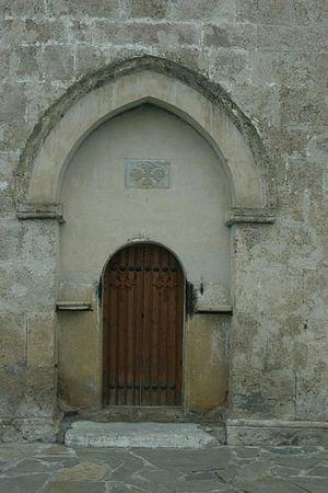Church of Caucasian Albania - Image: Wyremontowana świątynia Udinów (Udynów) Nidż, Azerbejdżan