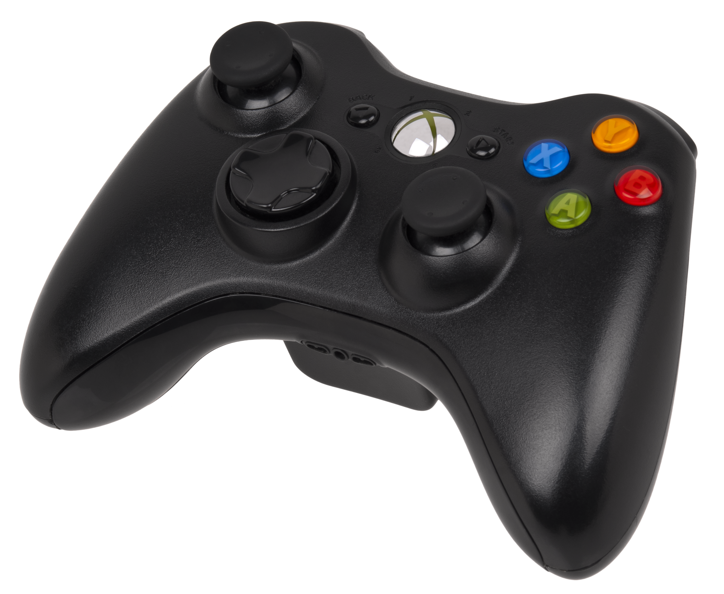 Xbox 360 Controller - The complete information and online sale with ...