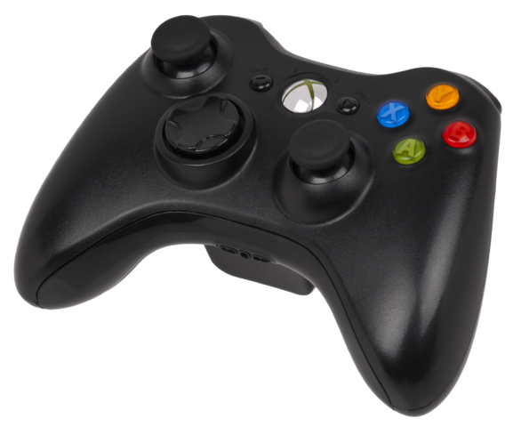 File:Xbox-360-S-Controller.png - Wikimedia Commons