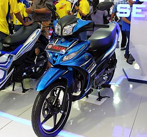 yamaha lagenda wikipedia rh en wikipedia org Yamaha XS1100 Wiring-Diagram Yamaha Outboard Motor Wiring Diagram