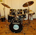 Yamaha Gigmaker  Piece Standard Shell Pack With  Bass Drum