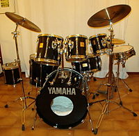 Yamaha Maple Custom Absolute Snare Ebay
