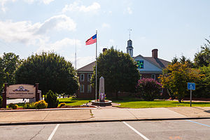 Yancey County Courthouse