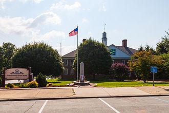 Yancey County, North Carolina - Image: Yancey County Courthouse 2014 08 03