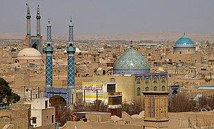 Regione di Yazd