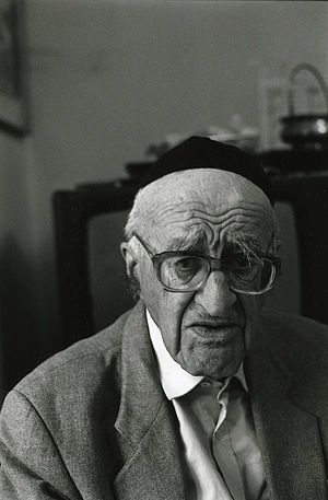1994 in Israel - Yeshayahu Leibowitz