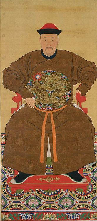 Yuntang - Portrait of Yuntang