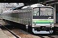 Yokohama line 205kei.JPG