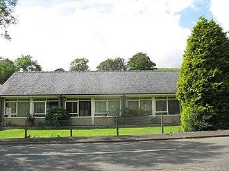 Evan Jones (Ieuan Gwynedd) - Ysgol Ieuan Gwynedd, Rhydymain (a school named for Ieuan Gwynedd)