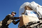 Z PRT delivers more than 9000 pounds of humanitarian aid 130209-F-QU636-095.jpg