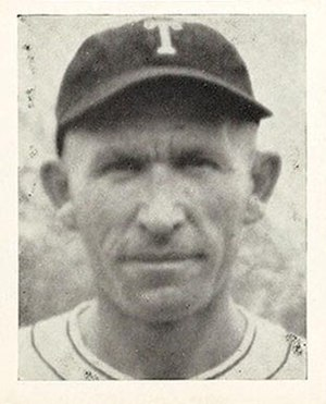 Zack Taylor (baseball) - Taylor in 1941 as manager of the Toledo Mud Hens