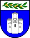 Coat of arms of Zadar County