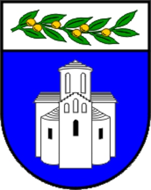 Zadar County - Image: Zadar County coat of arms