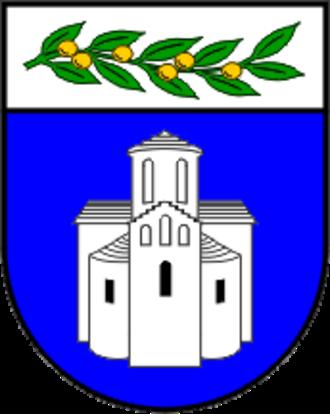 Zadar County - Image: Zadar County coat of arms