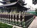 Zhenru Temple prayer wheels.jpeg