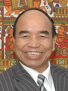 81f54dbcb4b List of chief ministers of Mizoram - Wikipedia
