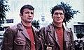 Zvonimir Vujin and Mate Parlov 1972.jpg