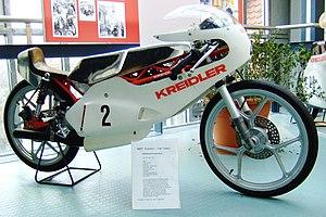 Kreidler - Image: Zwei Rad Museum NSU Kreidler Van Veen