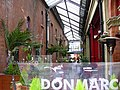 """""""Don Marco"""" Campfield Arcade, Liverpool Road, Manchester, Lancashire M3 4FN - geograph.org.uk - 2014514.jpg"""
