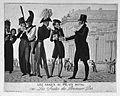 """Les Adieux au Palais-Royal"". Wellcome L0005948.jpg"