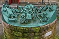 """Marsden and its Canal"", a sculpture by Mick Kirkby-Geddes (3323796158).jpg"