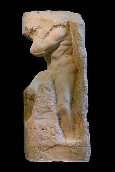 File:'Atlas Slave' by Michelangelo - JBU 02.jpg