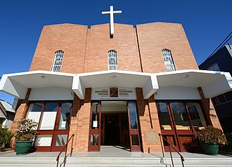 Crows Nest, New South Wales - Image: (1)St Michael Greek Orthodox Church Crows Nest 1