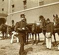 (NL c.1900) Exercise Horse Artillery Corps, Pict. AKL092061.jpg
