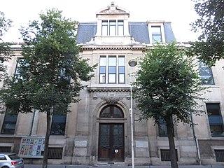 École nationale supérieure des industries chimiques school