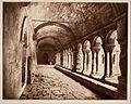 Édouard Baldus - Arles. Cloitre St. Trophime (north gallery) - Google Art Project.jpg