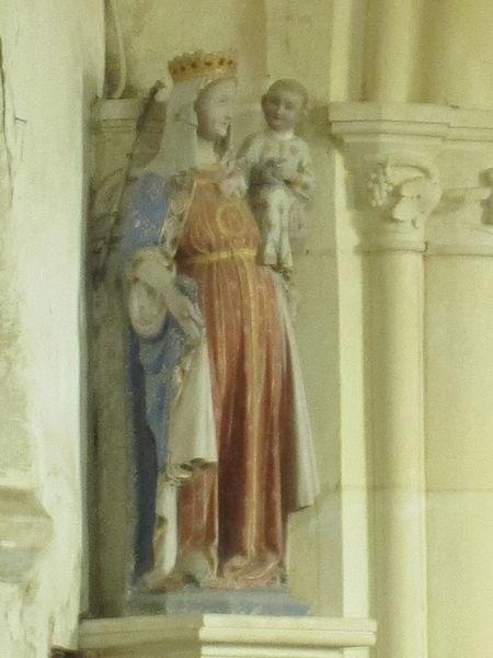 église Notre-Dame d'Hémevez