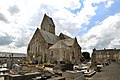 Église Saint-Clair de Saint-Clair-sur-l'Elle. Vue nord-est.jpg