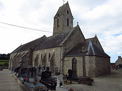 Église Sainte-Marguerite du Theil.JPG