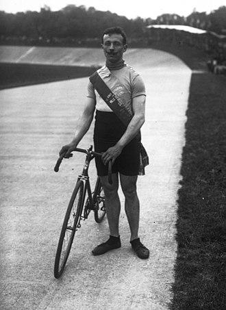 Émile Demangel - Demangel in 1908