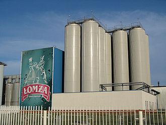 Łomża - Browar Łomża (Brewery)