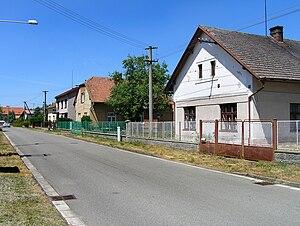 Živanice - Image: Živanice, West