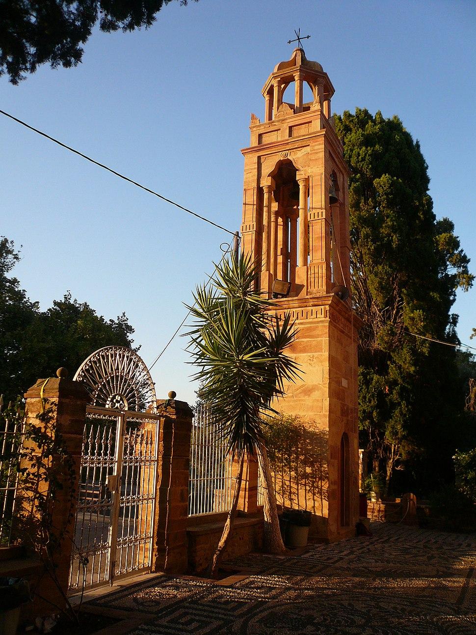 Κάμπος Χίου - Παναγία Αγιοδεκτεινή - Καμπαναριό