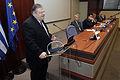 Παρουσίαση βιβλίου του Πρέσβη ε.τ. Π. Αποστολίδη στο Υπουργείο Εξωτερικών, 1 Δεκεμβρίου 2014. (15735519840).jpg