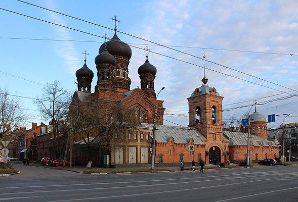 Введенский монастырь (Иваново)