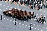 Военный парад на Красной площади 9 мая 2016 г. (529).jpg