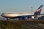 Ильюшин Ил-96 74393201002, Москва - Шереметьево RP11431.jpg