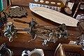 Калининград. Фридландские ворота. Музей. Кухонная механизация. Картофелечистка.jpg