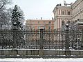 Ксенинский институт, ограда01.jpg