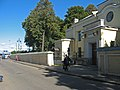 Лавра, Тихвинская церковь, ограда02.jpg
