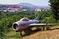 Микоян-Гуревич МиГ-19-J-6 -, Римини - музей авиации RP1419.jpg