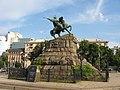 Памятник Богдану Хмельницкому Киев Украина 1888 год.jpg