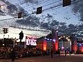 """Памятник В.И.Ленину во время фестиваля """"Спасская башня"""", сентябрь 2017.jpg"""